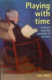 Cover of: Playing with time