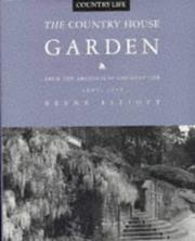 Cover of: The country house garden