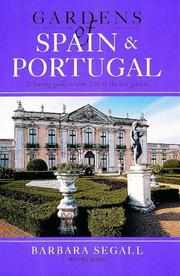Cover of: Gardens of Spain and Portugal (Gardens of Europe)