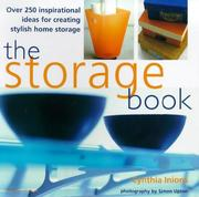Cover of: Storage Book, the