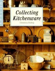 Cover of: Miller's collecting kitchenware