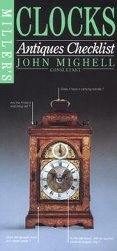 Cover of: Clocks |