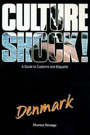 Cover of: Culture Shock! Denmark (Culture Shock!)