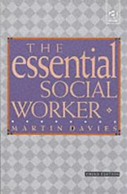 Cover of: The Essential Social Worker