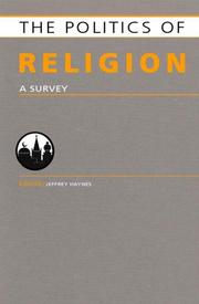 Cover of: The Politics of Religion
