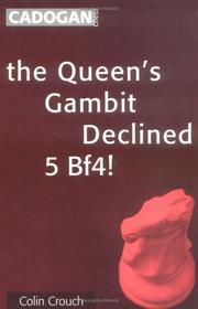 Cover of: Queen's Gambit Declined: 5 Bf4