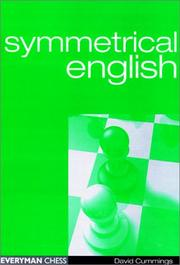 Cover of: Symmetrical English