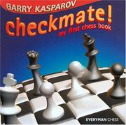 Cover of: Checkmate!