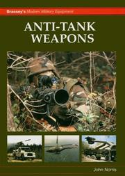 Cover of: Anti-tank weapons