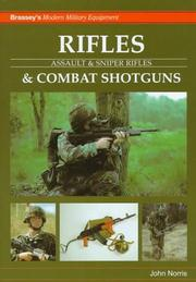 Cover of: Rifles & combat shotguns