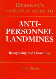 Cover of: Anti-personnel mines | Eddie Banks