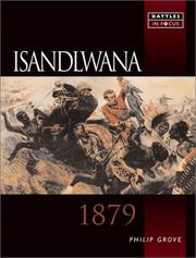 Cover of: Isandlwana | I. F. W. Beckett