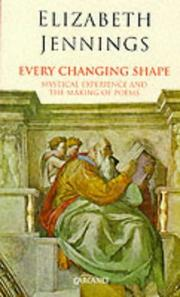 Cover of: Every changing shape