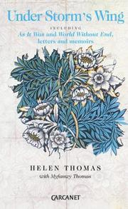 Cover of: Under Storms Wing | Helen Thomas