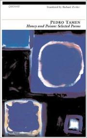 Cover of: Honey and Poison