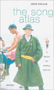 Cover of: The Song Atlas