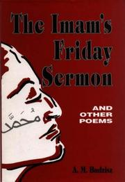 Imams Friday sermon and other poems