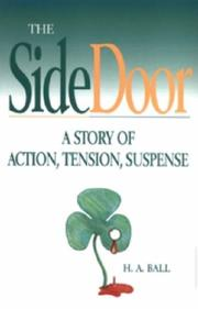 Cover of: The Side Door | H. A. Ball
