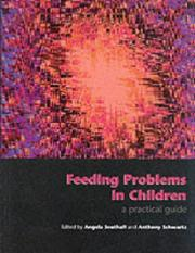 Cover of: Feeding problems in children |