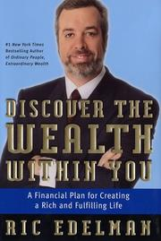 Cover of: Discover the Wealth Within You | Ric Edelman