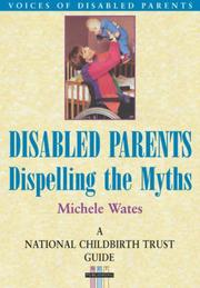 Cover of: Disabled parents | Michele Wates