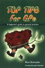 Cover of: Top tips for GPs