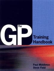 Cover of: The GP Trainer's Handbook by Paul Middleton
