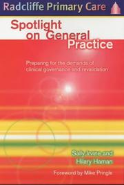 Cover of: Spotlight on general practice | Sally Irvine