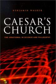 Cover of: Caesar's church