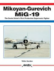 Cover of: Mikoyan-Gurevich MiG-19