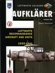 Cover of: Aufklarer Volume One