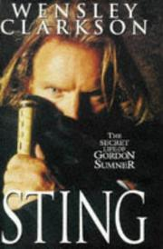 Cover of: Sting