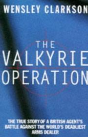 Cover of: The Valkyrie Operation