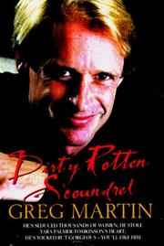 Cover of: Dirty Rotten Scoundrel
