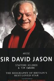 Cover of: Arise Sir David Jason | Stafford Hildred