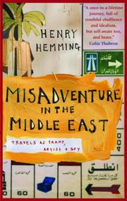 Cover of: Misadventure in the Middle East