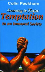 Cover of: Learning to Resist Temptation