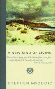 Cover of: A New Kind of Living | Stephen McQuoid