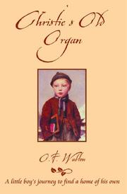 Cover of: Christie's Old Organ