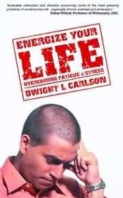 Cover of: Energize Your Life