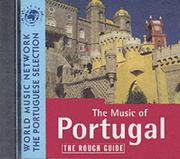 Cover of: The Rough Guide to The Music of Portugal | Rough Guides