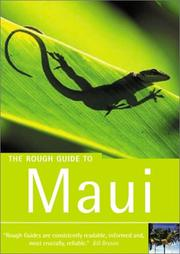 Cover of: The Rough Guide to Maui 2 | Greg Ward
