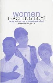 Cover of: Women teaching boys | Martin Ashley