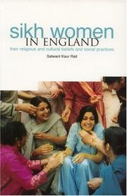 Cover of: Sikh women in England