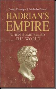 Cover of: Hadrian's Empire | Danny Danziger, Nicholas Purcell