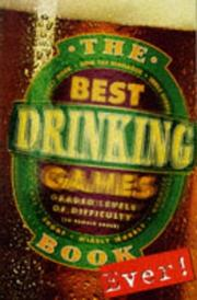 Cover of: Best Drinking Game Book Ever | Carlton Books