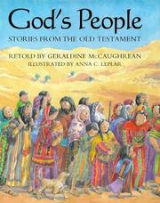 Cover of: God's people: stories from the Old Testament