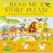 Cover of: Read me a story, please