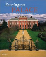 Cover of: Kensington Palace