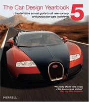 Cover of: The Car Design Yearbook 5